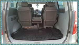 HYUNDAI GRAND STAREX багажник