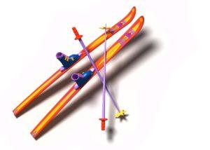перевозка лыжного инвентаря