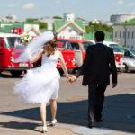 Микроавтобус для вашей свадьбы