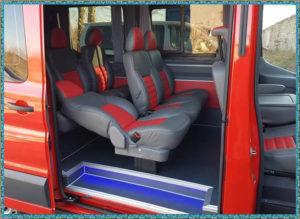 форд транзит красный 8