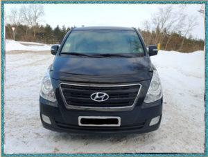 Hyundai 7 мест черный